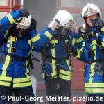 Feuerwehr, Gutenberg-Schule Berlin